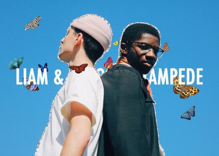 LIAM&AARON X STAMPEDE