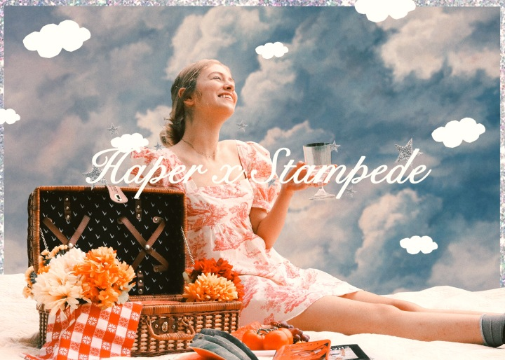 Harper x Stampede